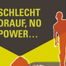 Flyer Schlecht drauf, No Power
